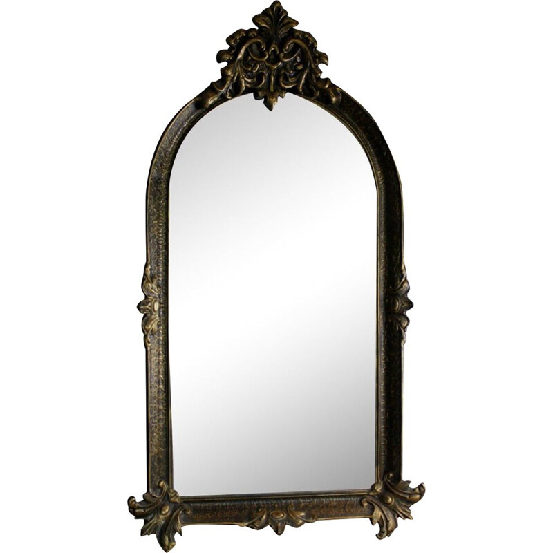 Vintage baroque mirror