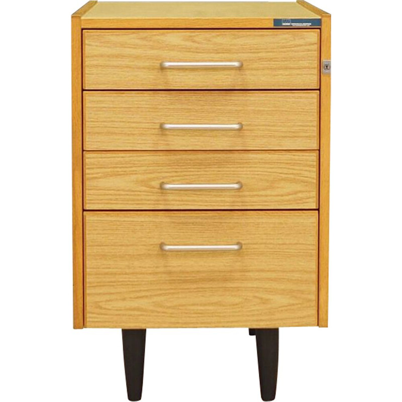 Vintage chest of drawers by Soro Terminalborde Ole Bjerregaard Pedersen ApS Scandinavian 1970s