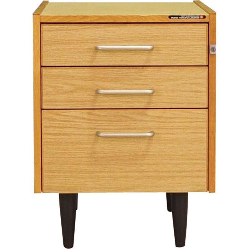 Vintage chest of drawers by Soro Terminalborde Scandinavian 1970s