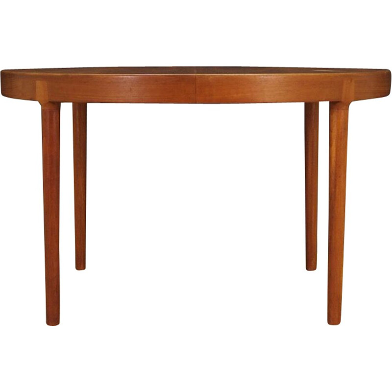 Vintage dining table Harry Ostergaard and by Randers Møbelfabrik Danish 1960s