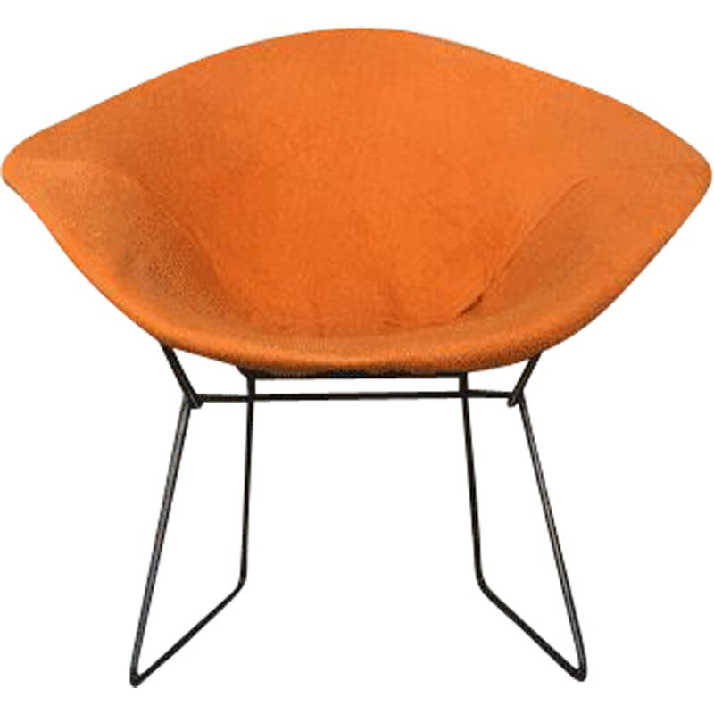 Vintage Diamond Chair par Harry Bertoia pour Knoll first model, in Germany 1952