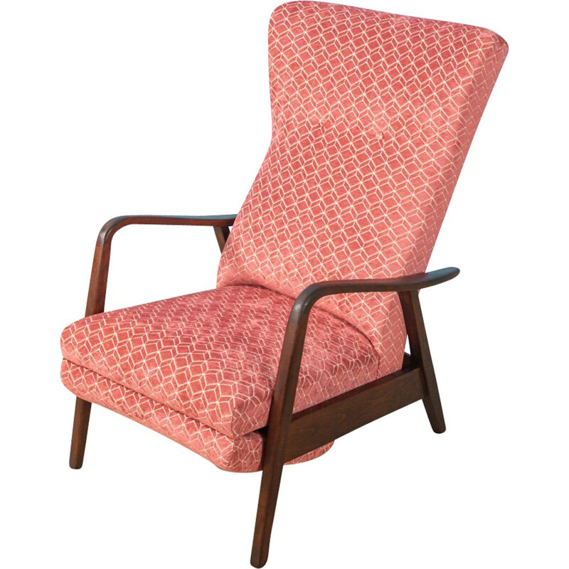 Vintage relax armchair 1950s