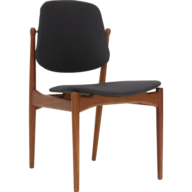 Vintage Chair by Arne Vodder for France and Sons 1950s