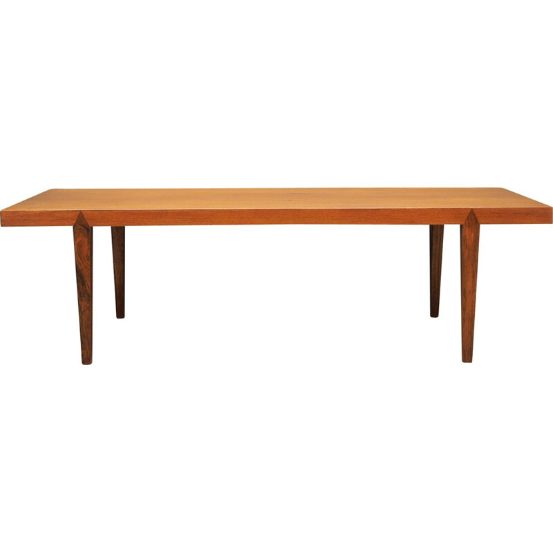 Vintage Coffee table, Severin Hansen Danish  1970s