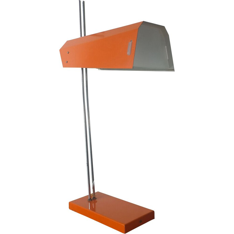 MidCentury Table Lamp Lidokov designed by Josef Hurka, 1970s
