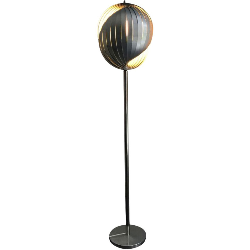 Mid Century Bonnieux Floor Lamp By Henri Mathieu 1960s