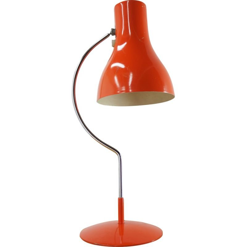 Vintage table lamp type 0521 by J. Hurka for Napako 1970