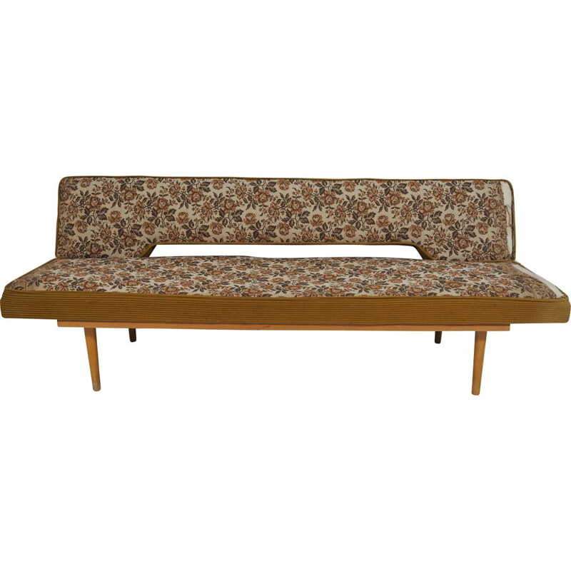 Vintage Daybed Sofa by Miroslav Navratil, 1980s