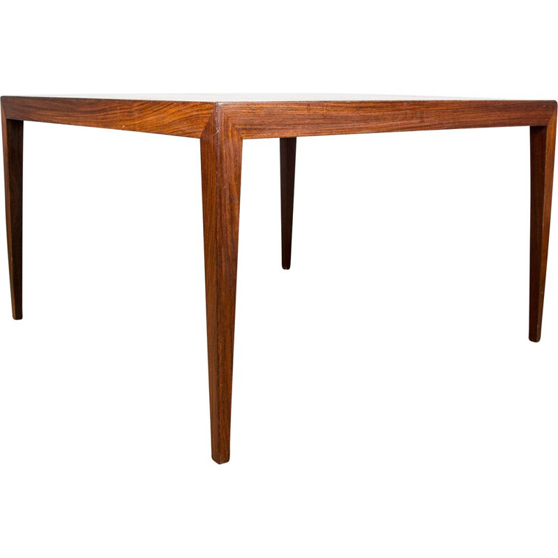 Vintage Rio Rosewood coffee table by Severin Hansen for Danish Haslev