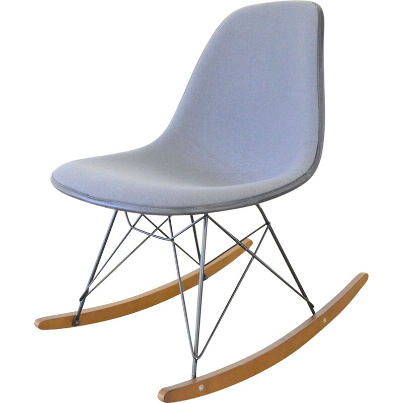 Vintage rocking chair Charles & Ray Eames Herman Miller 1950