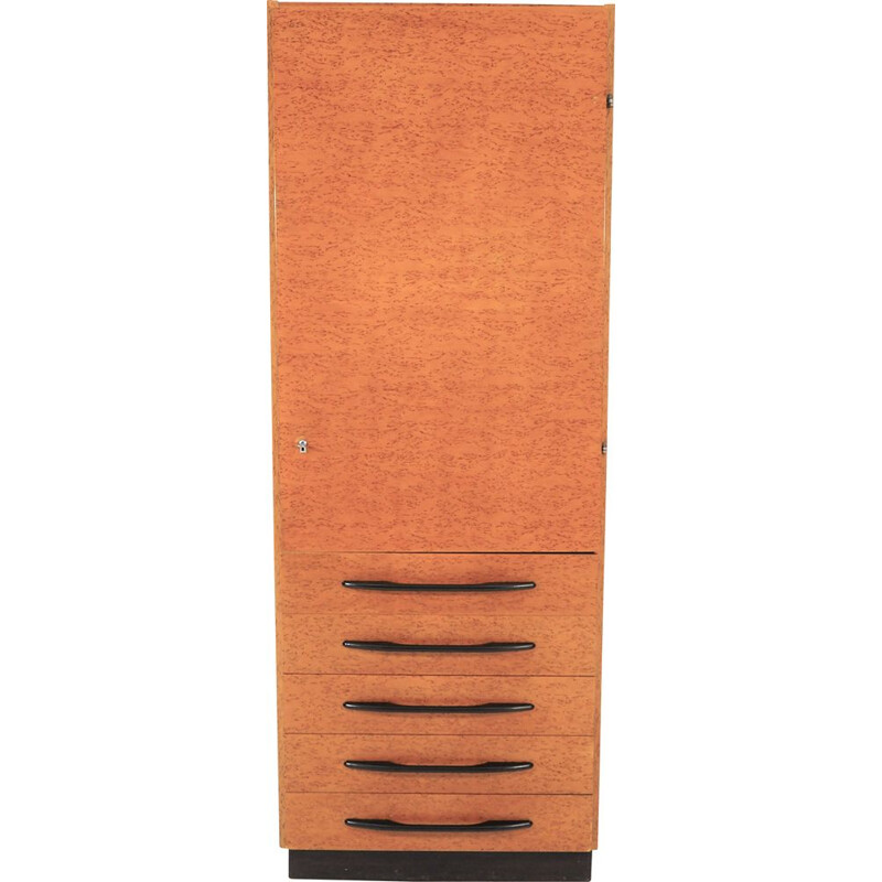 Vintage Cupboard by Jindřich Halabala for UP Závody, 1960s