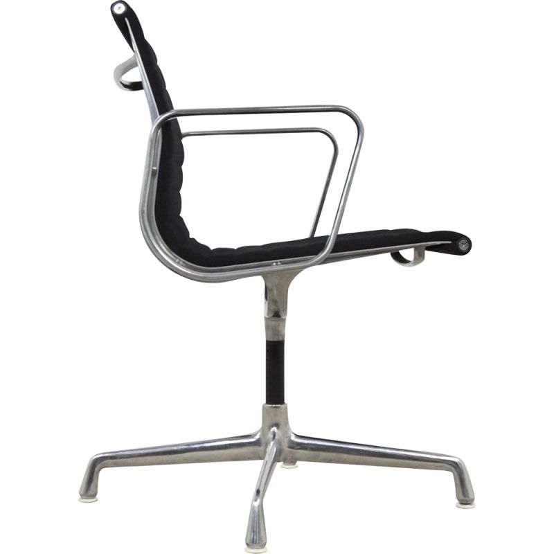 Vintage Office Armchair by Charles & Ray Eames for Herman Miller 1970s