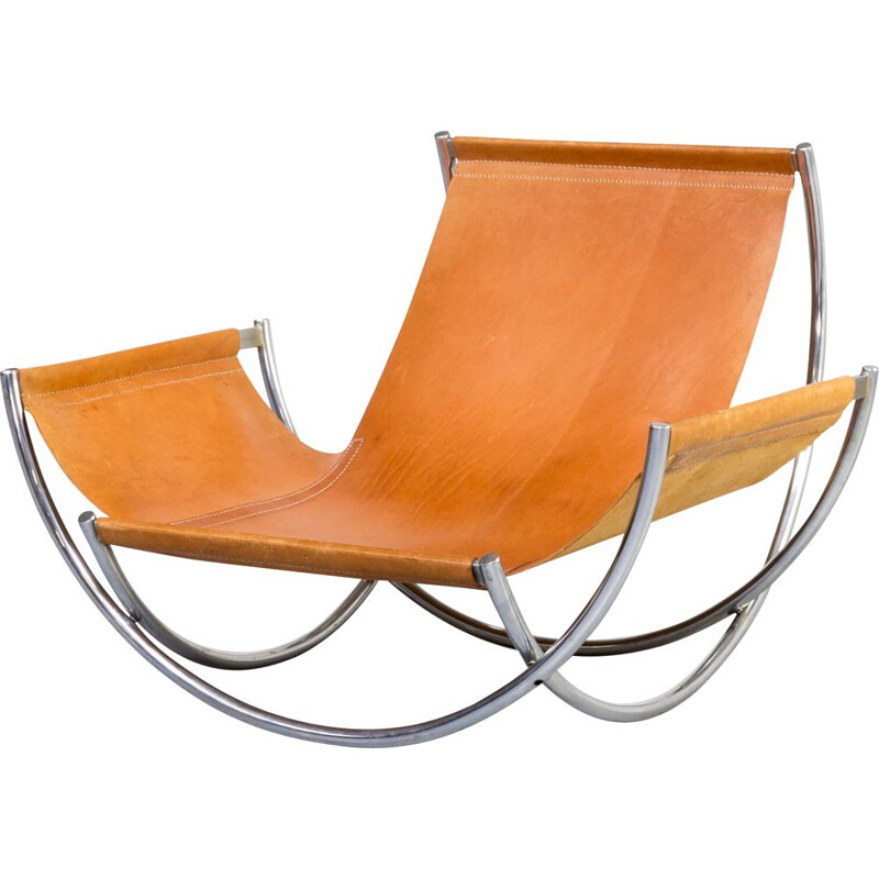 Vintage Lennart Bender 'wilo' fauteuil for Wibro AB 1970s