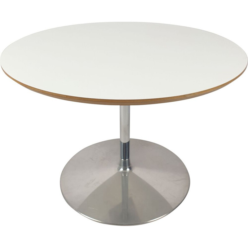 Vintage Circle Coffee Table by Pierre Paulin for Artifort, 1990s