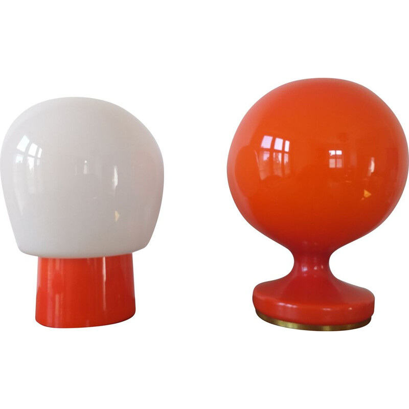 Pair of vintage Table Lamp by Stepan Tabery, 1970s
