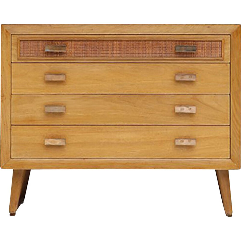 Vintage sideboard Michigan Imperial Furniture Co 1950s