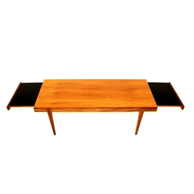 Vintage Teak And Formica Dining Table Sweden 1960 Design Market