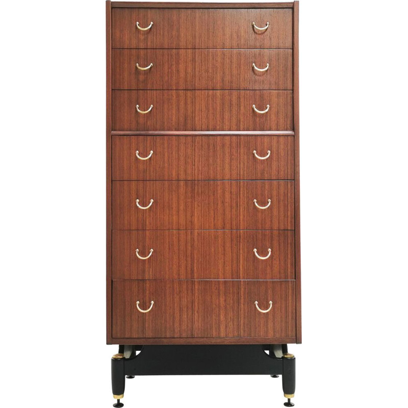 Vintage Teak Chest of Drawers G plan 1960