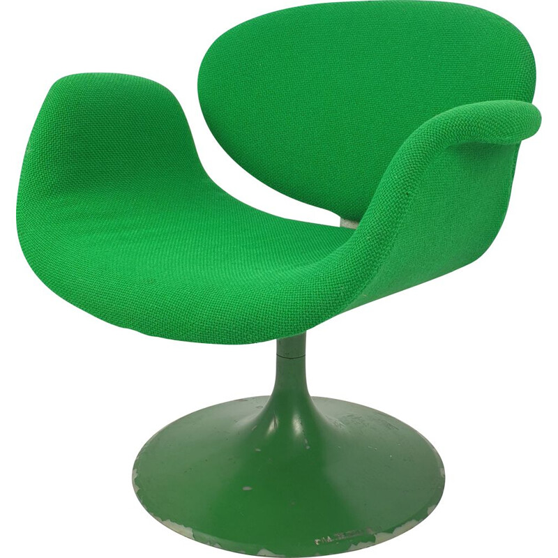 Little vintage Tulip Armchair by Pierre Paulin for Artifort, 1960s