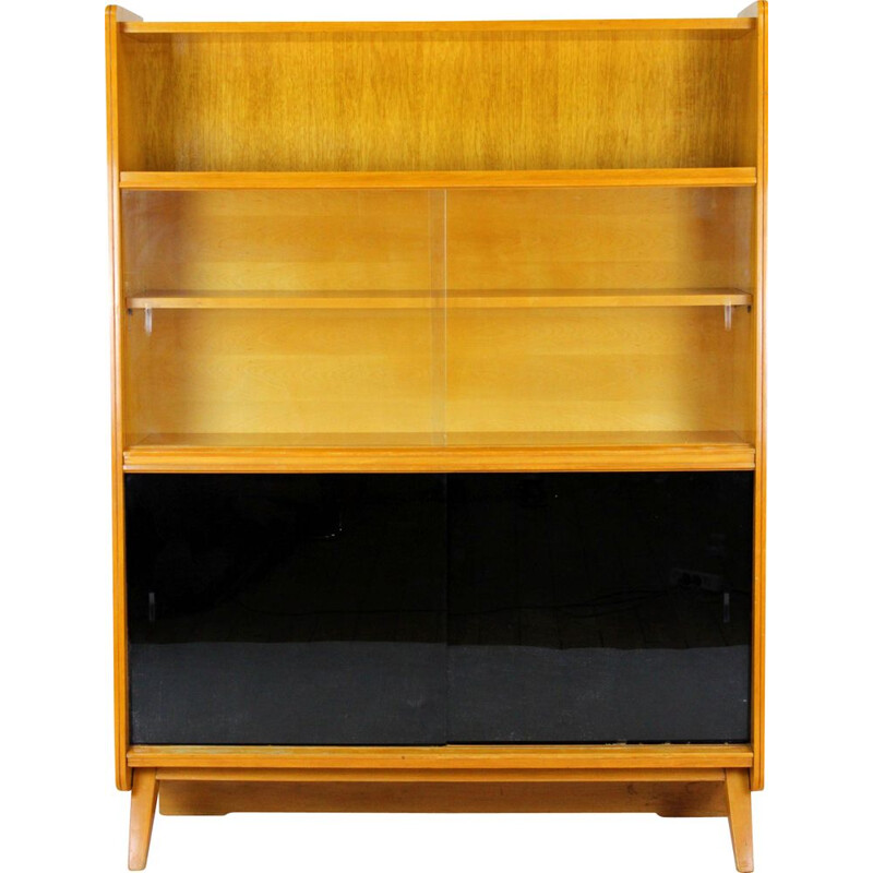 Vintage Library Bookcase from Novy Domov, 1960s