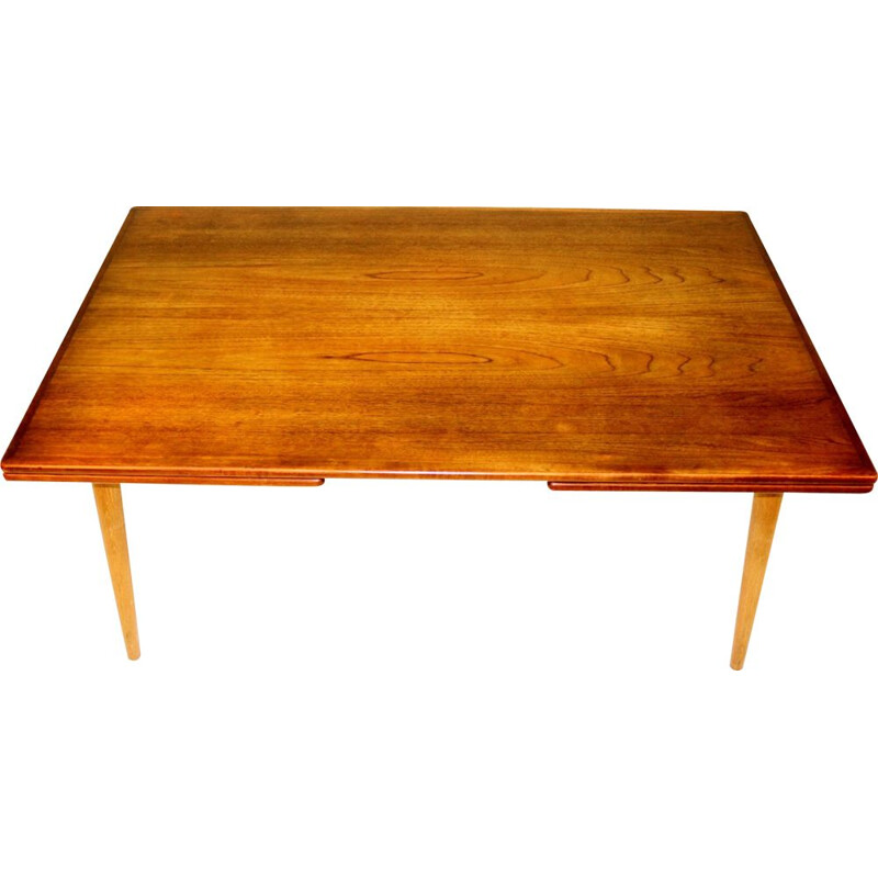 Vintage dining table AT-312, Hans J Wegner, Sweden 1960