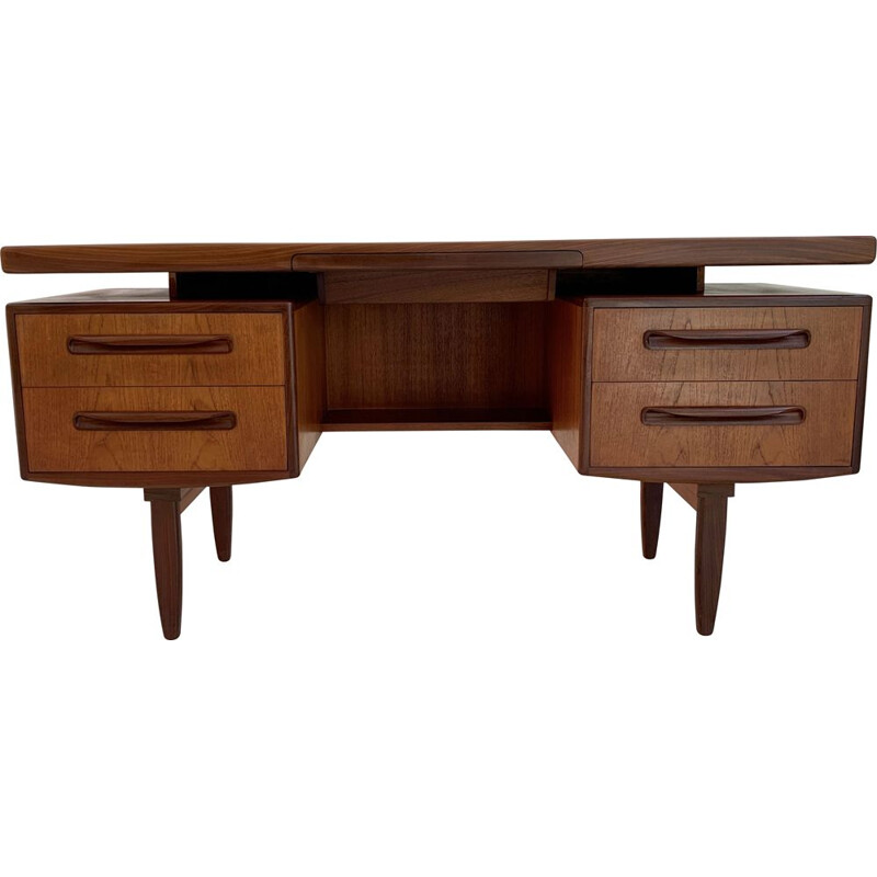 Vintage G-Plan desk Fresco by Victor Wilkins 1960