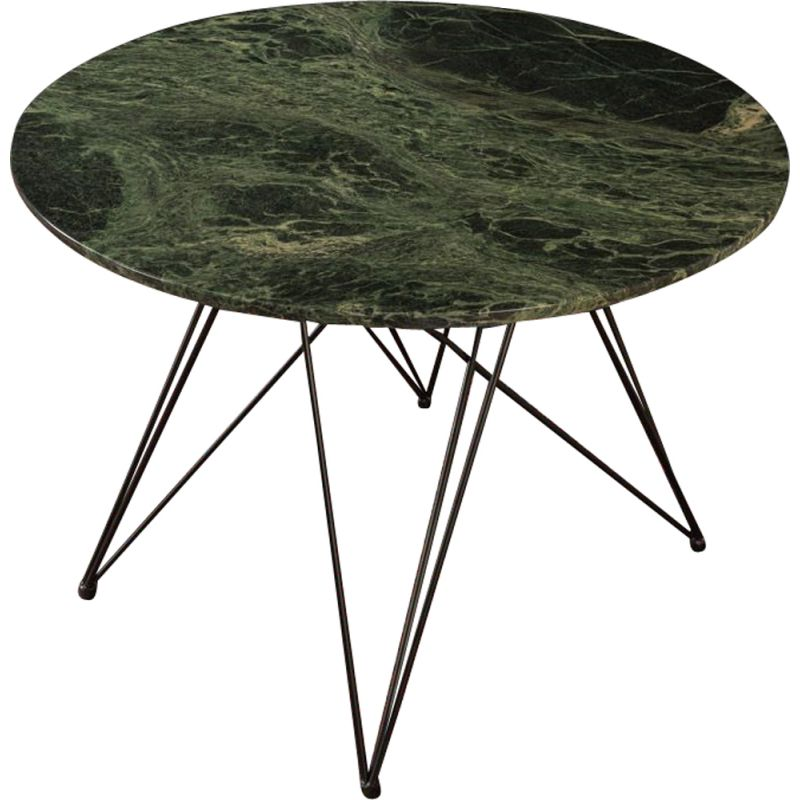 Vintage marble dining table 1960s