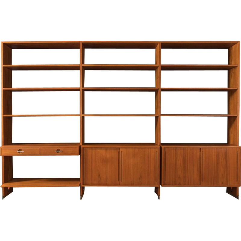 Vintage wall unit 1960s