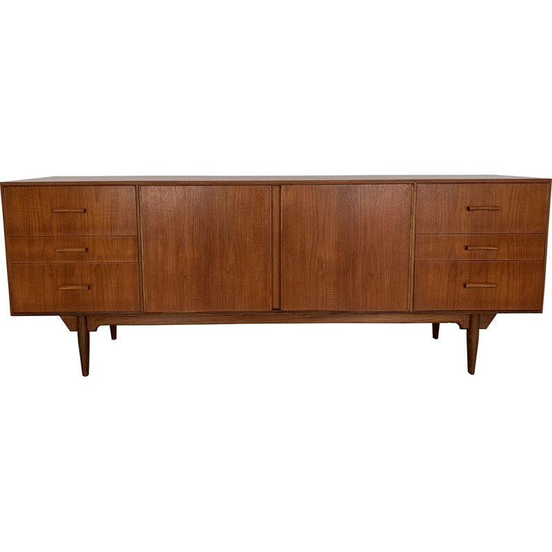 Vintage sideboard by McIntosh 1960s
