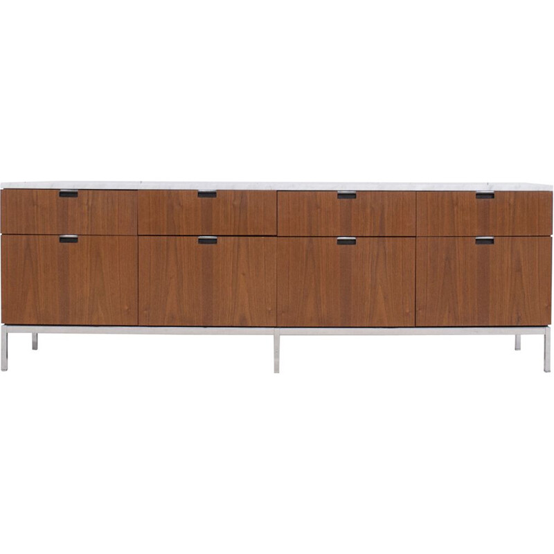 Vintage sideboard by Florence Knoll, model 2549, Knoll international 1985