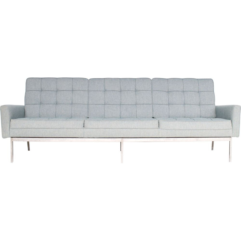 Vintage sofa model 67 A, by Florence Knoll, Knoll International 1966