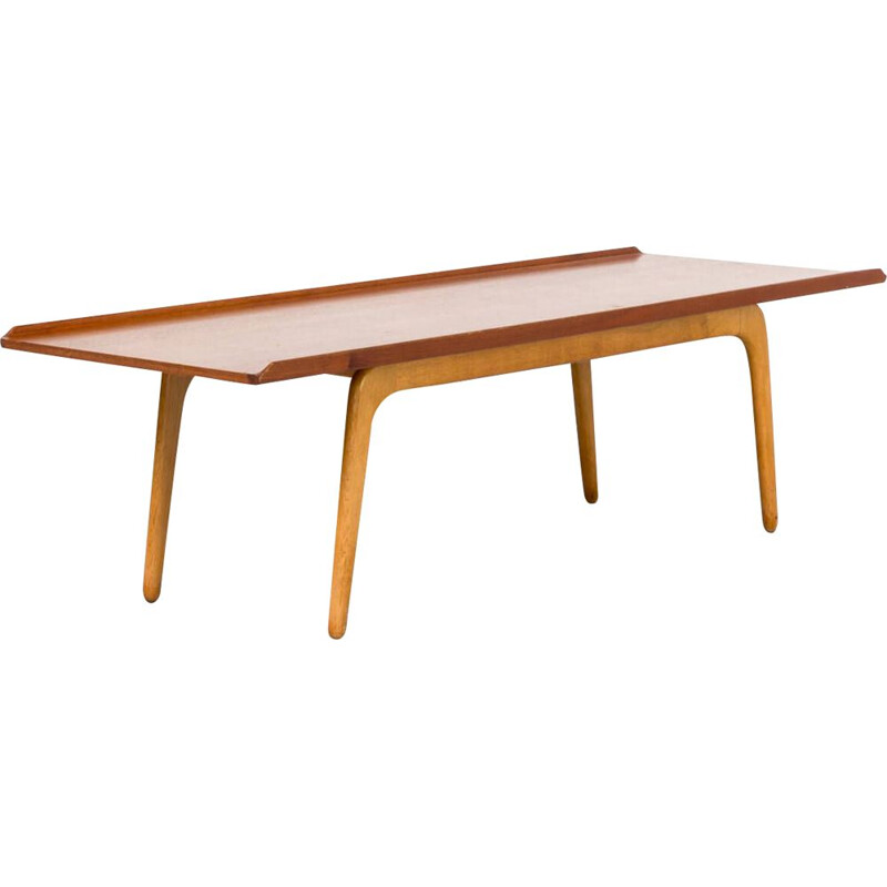 Vintage Aksel Bender Madsen coffee table for Bovenkamp 1960s