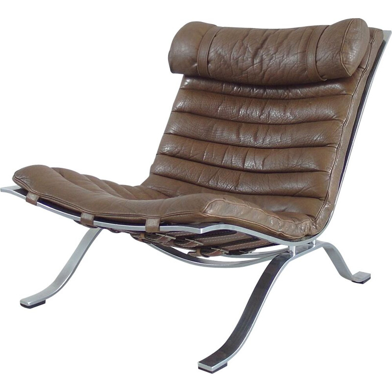 Vintage Arne Norell Ari lounge chair 1966
