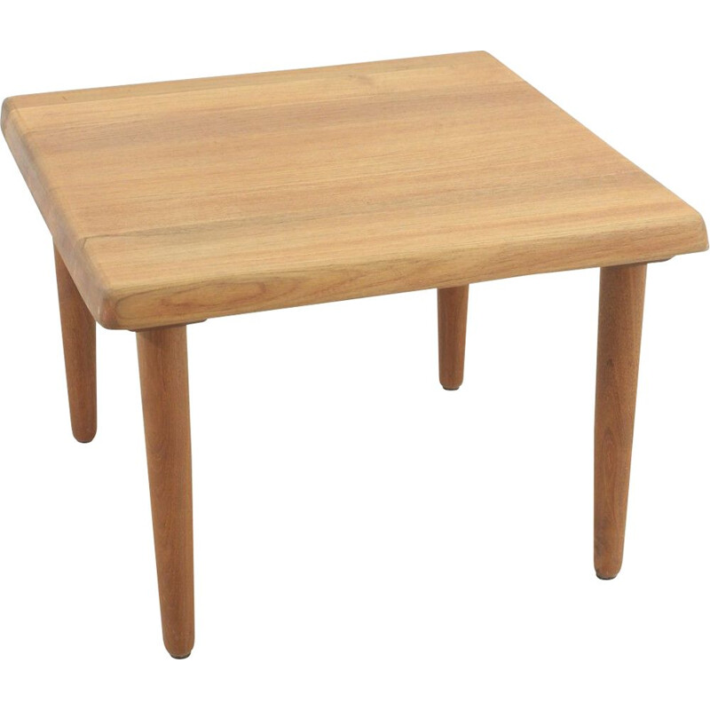 Vintage teak couch table 1960s