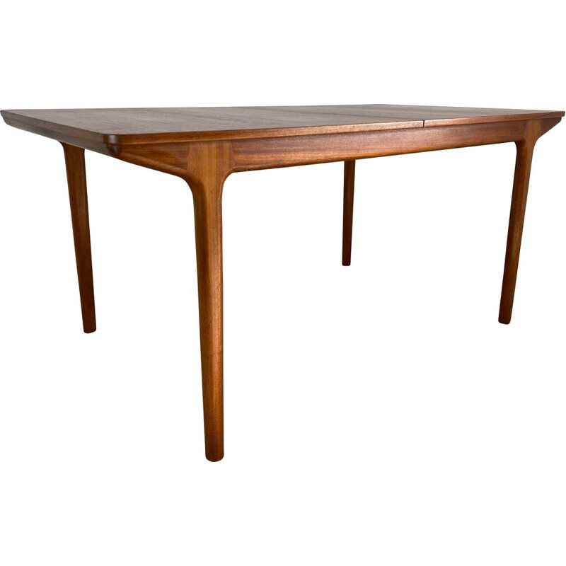 Mid Century Dining Table in teak by McIntosh