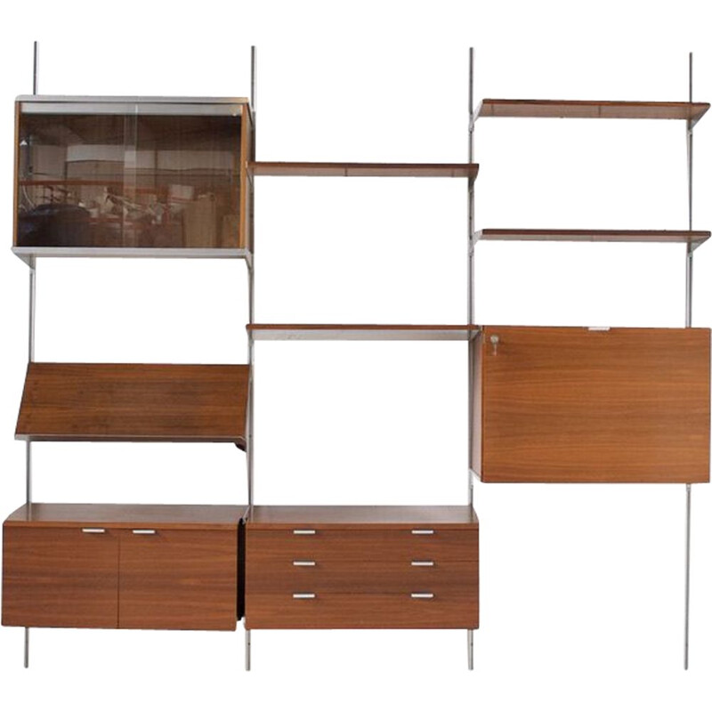 Vintage CSS  modular shelf by Georges Nelson, Herman Miller 1970