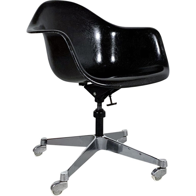 Vintage Dat Office Chair by Charles & Ray Eames for Herman Miller, 1970s