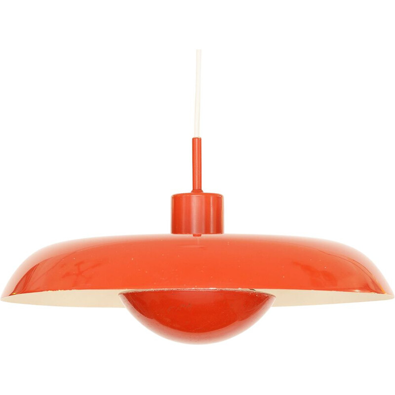Vintage Pendant light RA 40 by Piet Hein for Lyfa Denmark 1960s