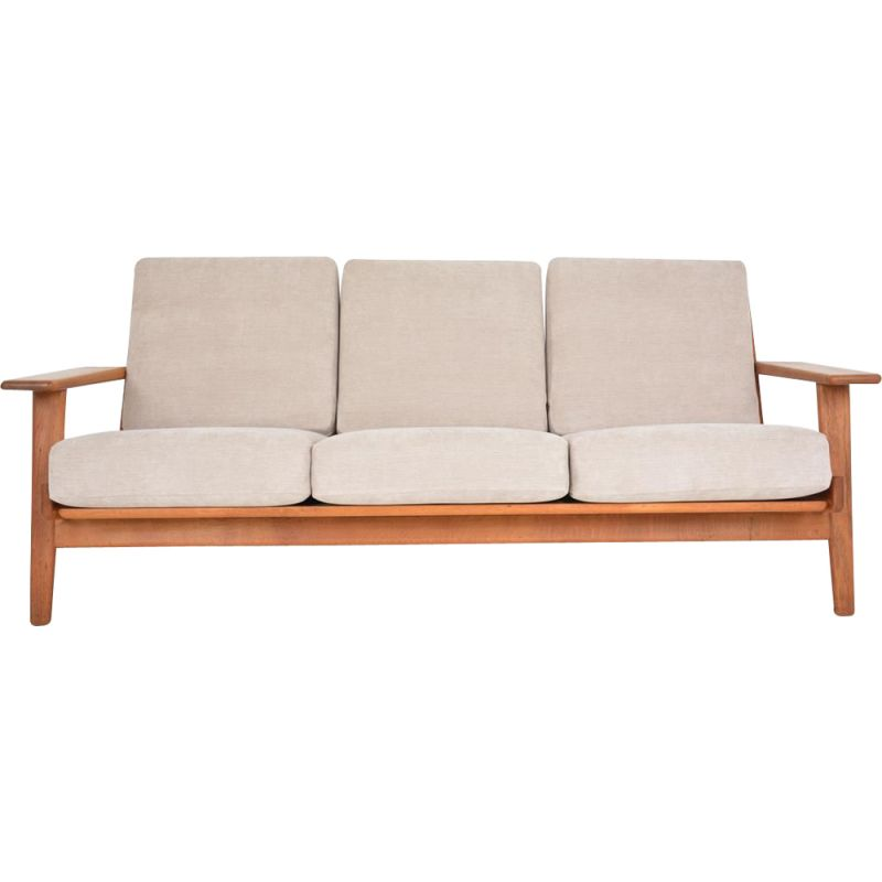 Vintage Sofa by Hans Wegner for Getama Denmark 1950