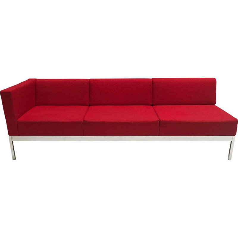 Vintage 3-seater sofa 070 by Kho Liang Ie for Artifort 1960s