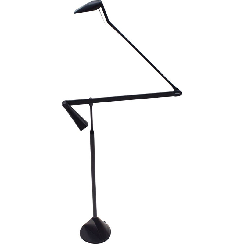 Vintage Zelig Floor Lamp by Walter Monici for Lumina, 1990s