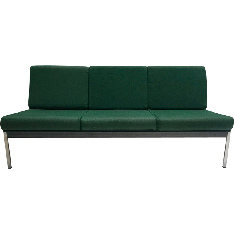 Vintage 3-seater sofa model 1741 by Coen de Vries for Gispen 1960