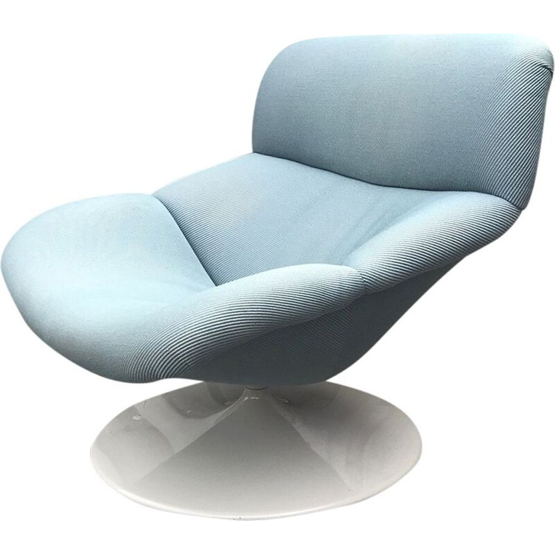 Vintage armchair F518 by Geoffrey Harcourt for Artifort 1980