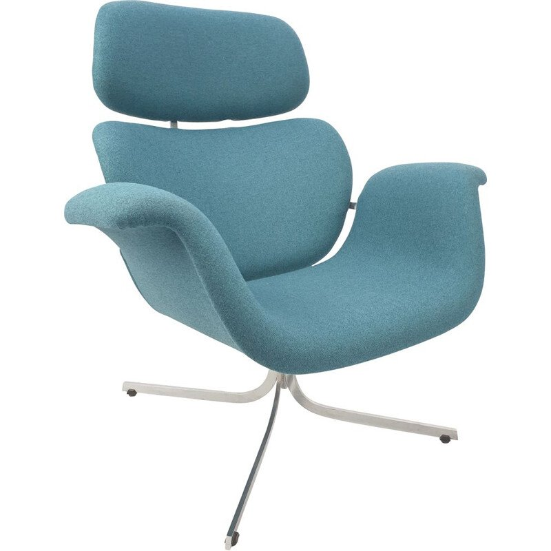 Big vintage Tulip Armchair by Pierre Paulin for Artifort, 1960s