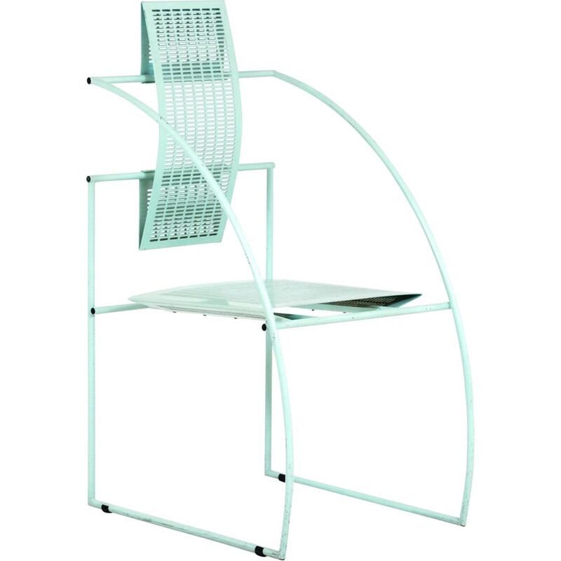 Alias vintage armchair by Mario Botta for Alias 1985