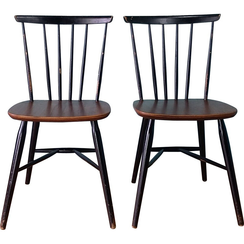 Pair of Vintage chairs by Farstrup, Danish 1950