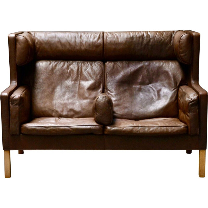 Vintage scandinavian sofa Borge Mogensen for Fredericia Model 2192