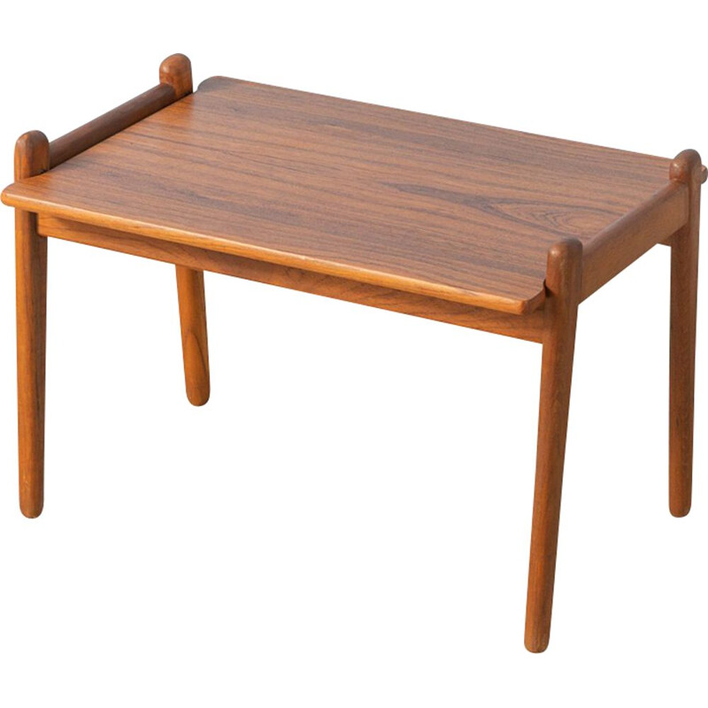 Vintage side table by Fredrik A. Kayser for Vatne 1960s