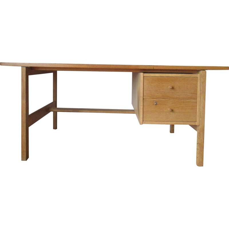 Vintage desk by Hans Wegner 1960