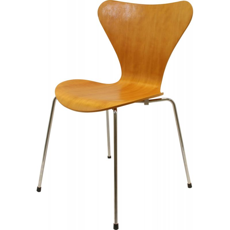 Vintage Butterfly chair model 3107 by Arne Jacobsen 1953